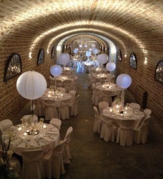 Réception de mariage au Chateau de Bligny - Dîner